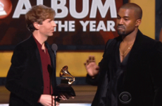 Kanye, loofah dresses and Macca's lonely dancing: 5 weird moments from the Grammy Awards