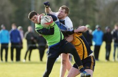 DCU hit three goals as Jordanstown exit Sigerson while St Mary's see off NUI Galway