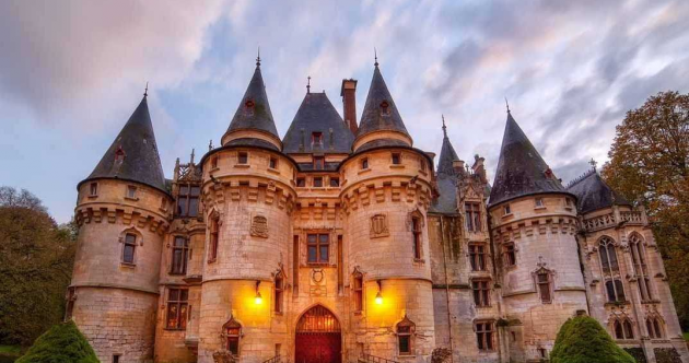 This French castle – a favourite with Rihanna – is on sale for €5 million