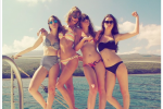 The excellent story of Taylor Swift, her belly button and the paparazzi