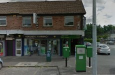 Hatchet wielding man robs post office and store in Tallaght