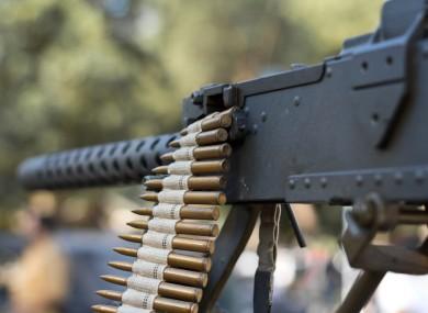 (Gun File photo)