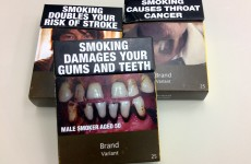 Why are tobacco companies opposing this so vigorously? They're afraid.