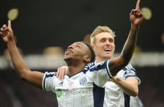 Berahino stunner downs Southampton and the rest of today's Premier League results