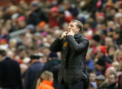 Thompson believes Rodgers deseves credit.