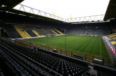 Unexploded World War II bomb discovered at Borussia Dortmund's stadium