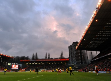 Charlton fans are being given the chance to 'Score at the Valley'.