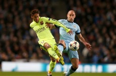 As it happened: Man City v Barcelona, Champions League
