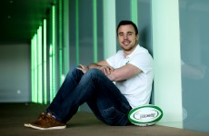 Bowe happy to chase the kicks as part of Schmidt's Ireland masterplan