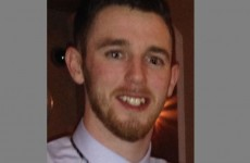 Can you help? 22-year-old Donal Greene has been missing since 5am yesterday