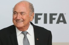 Should teams be relegated for racism? Sepp Blatter thinks so