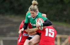 'People would always ask, is it tag rugby?' — Double 6 Nations champ Ali Miller