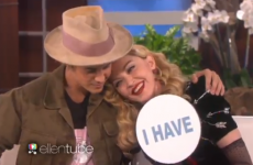 Madonna and Justin Bieber played a very awkward game of Never Have I Ever