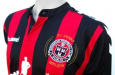 Feast your eyes on the good, the bad and the ugly of this season's League of Ireland jerseys