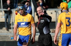 Clare blow as Bugler fails to have ban overturned before Sunday's relegation play-off
