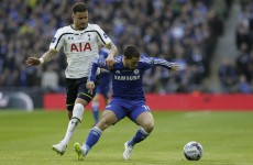 As it happened: Chelsea v Tottenham, League Cup final