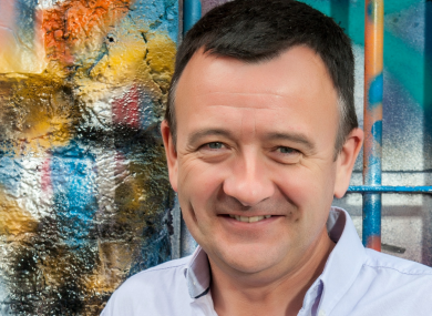 Realex Payments founder Colm Lyon