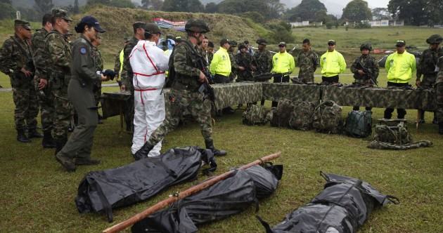 The IRA, the US and Colombia's 50 years of violence