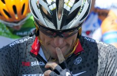 Lance Armstrong's Tour ride 'disrespectful' says cycling chief