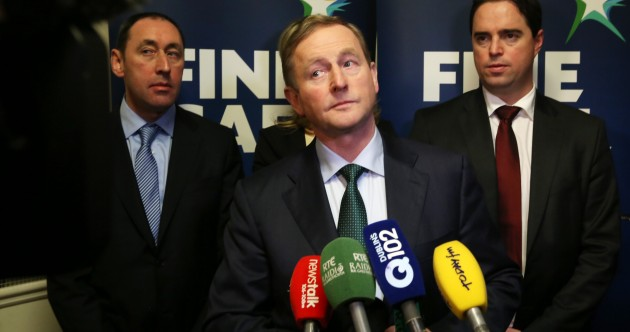 'Enda Kenny's seat isn't safe, an independent could take it'