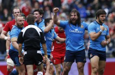 As it happened: Italy v Wales, Six Nations final day