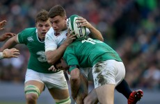 Schmidt's dominant Ireland see off England as Henshaw excels in Dublin