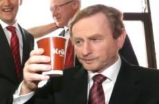 Enda Kenny thinks Ireland could create the next cronut