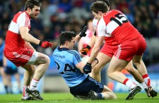 The reaction to Dublin v Derry was 100 times more entertaining than the game itself