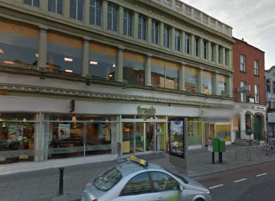 The Fresh outlet on Camden Street in Dublin.