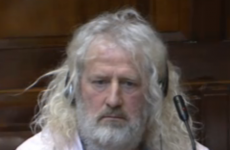 WATCH: A stray set of Dáil headphones caused a lot of hassle for Mick Wallace