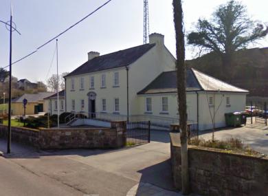 File photo of Trim Garda Station.