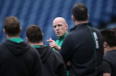 'We've all lost big games before' – POC set to bounce back with Ireland