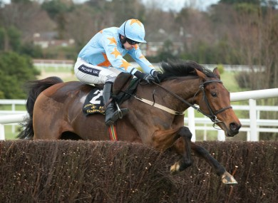 Un de Sceaux could win or lose the Arkle Chase before it even begins.