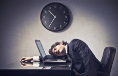 Poll: Have you ever fallen asleep at work?
