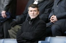 Roy Keane summonsed to court over alleged road-rage incident