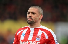 'Anyone who spits at me will be eating their supper through a straw' – Jon Walters