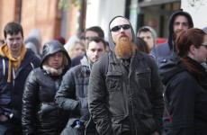 """""""Longest queue I've ever seen"""" – the search for 8,000 Vikings extras begins in Dublin"""