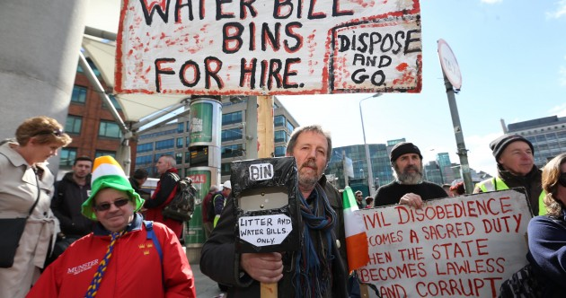 'Does this look like a dying movement?' – Tens of thousands protest in Dublin