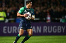 Mils Muliaina arrested at Kingsholm Stadium after Connacht defeat to Gloucester