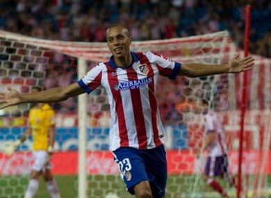 Miranda was a key member of Simeone's squad as they beat Barcelona and Real Madrid to the Spanish title.