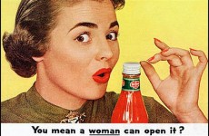 These modern ads are even more sexist than their 'Mad Man'-era counterparts