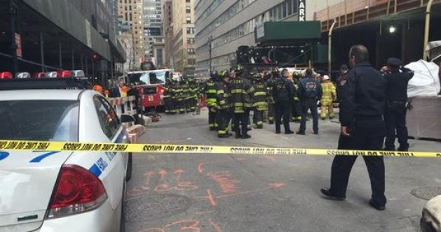 Irish construction supervisor killed in New York crane accident