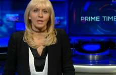 Miriam O'Callaghan wore a choker on Prime Time and Twitter couldn't cope