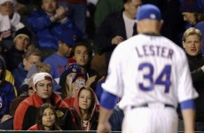 Struggling Chicago Cubs pitcher finds an ingenious way around his throwing 'yips'