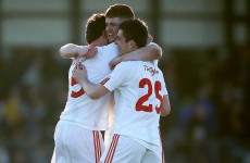 Tyrone oust Roscommon to continue a day of shocks in the U21 football semis
