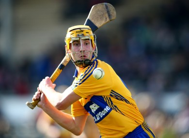 Clare's Colm Galvin is heading to Boston for the summer.