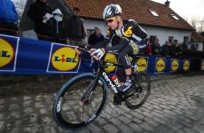 Ireland's Matt Brammeier has won his weight in beer at the Tour of Flanders