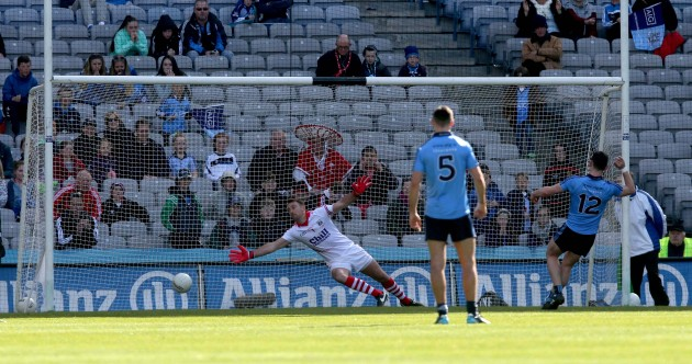 Dublin at their destructive best as they clinch National Football League three-in-a-row