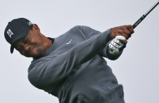 All Tiger needs to do is look at the Masters odds to see how far he has fallen