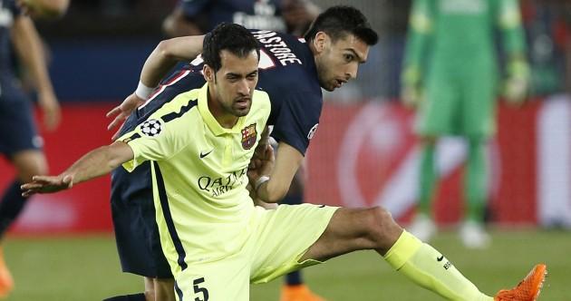 As it happened: PSG v Barcelona, Champions League quarter-final